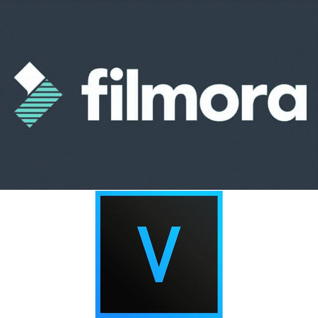 Filmora dan Vegas PRO