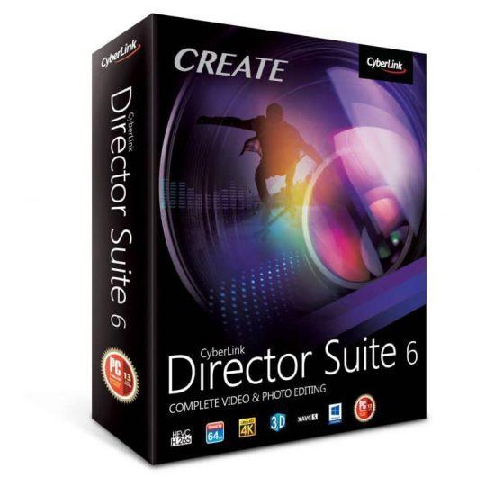 CyberLink Director Suite 6
