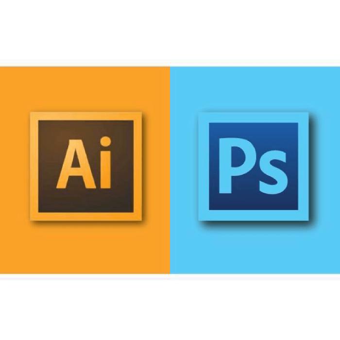 Illustrator dan Photoshop