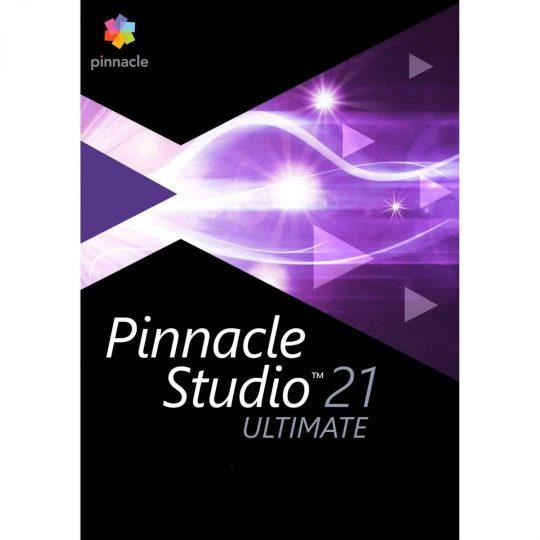 Pinnacle Studio Ultimate 21