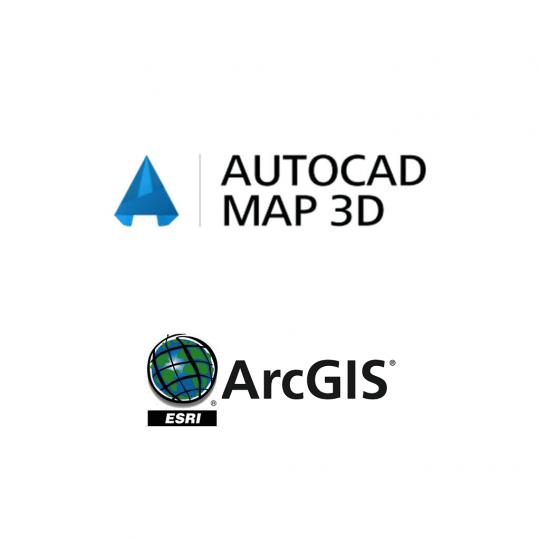 AutoCAD Map 3D dan ArcGIS