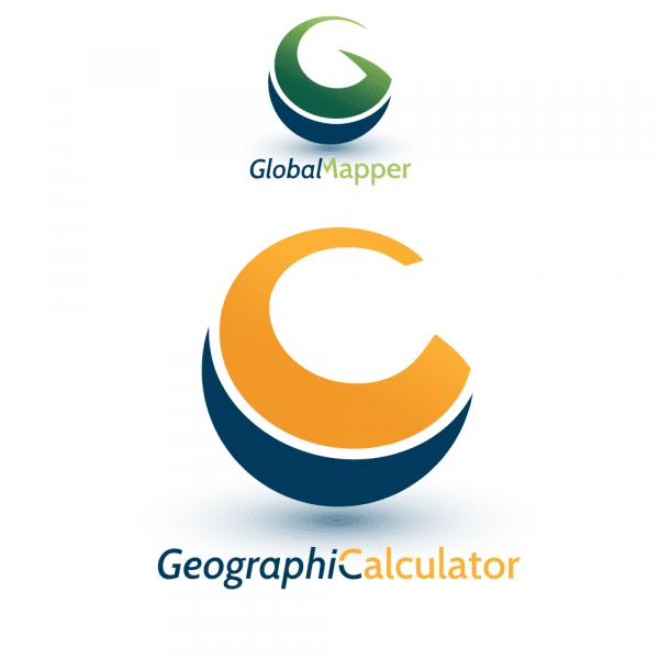 Global Mapper dan Geographic Calculator