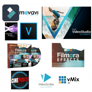 Video Editing Collection Suite